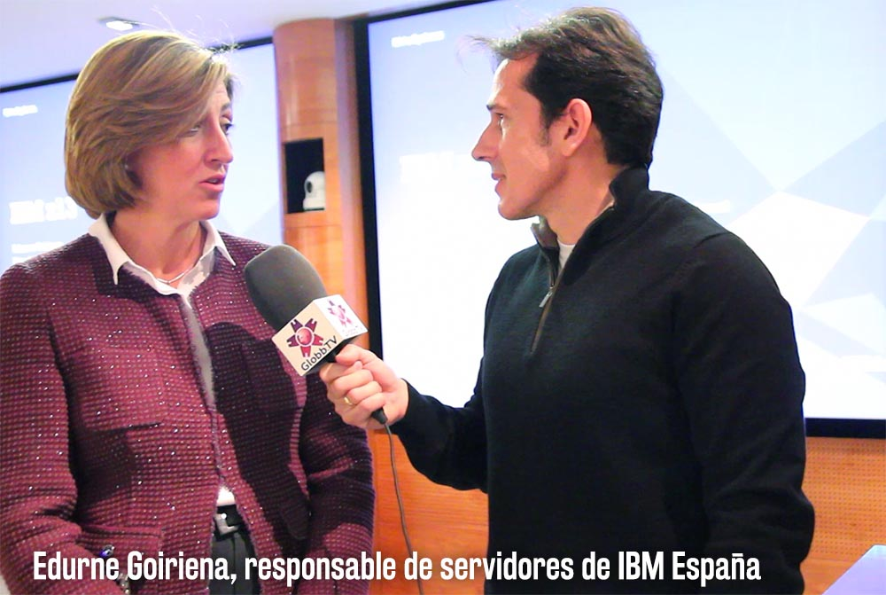 Edurne Goiriena IBM