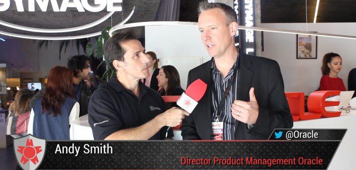 Andy Smith, Oracle: «vous allez écouter de plus en plus à propos d'Oracle en termes de sécurité»