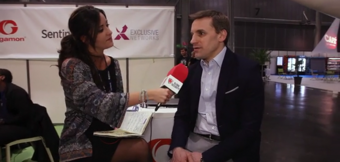 FIC 2017 : Interview avec Lionel Goussard (Sentinel One)