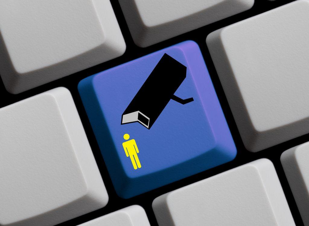 Überwachungsstaat - Online Überwachung