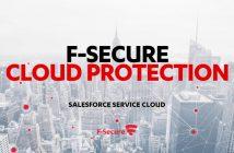 F-Secure Cloud Protection sur Salesforce AppExchange
