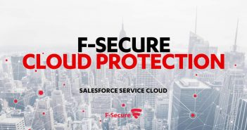 F-Secure Cloud Protection sur Salesforce AppExchange