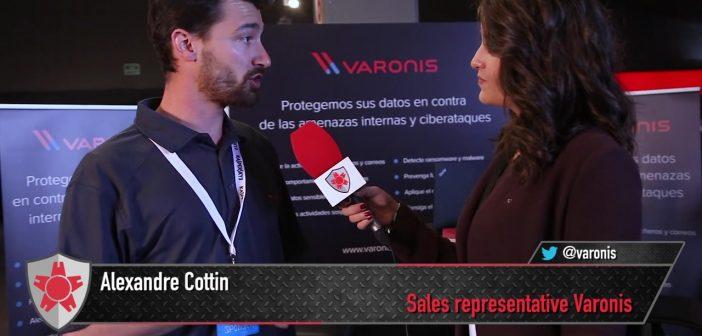 Alejandro Cottin, Varonis: «la majorité des compagnies ne sont pas concientes du travail qu'elles ont à faire pour pouvoir répondre aux besoins du GDPR »