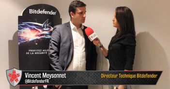 Interview Bitdefender