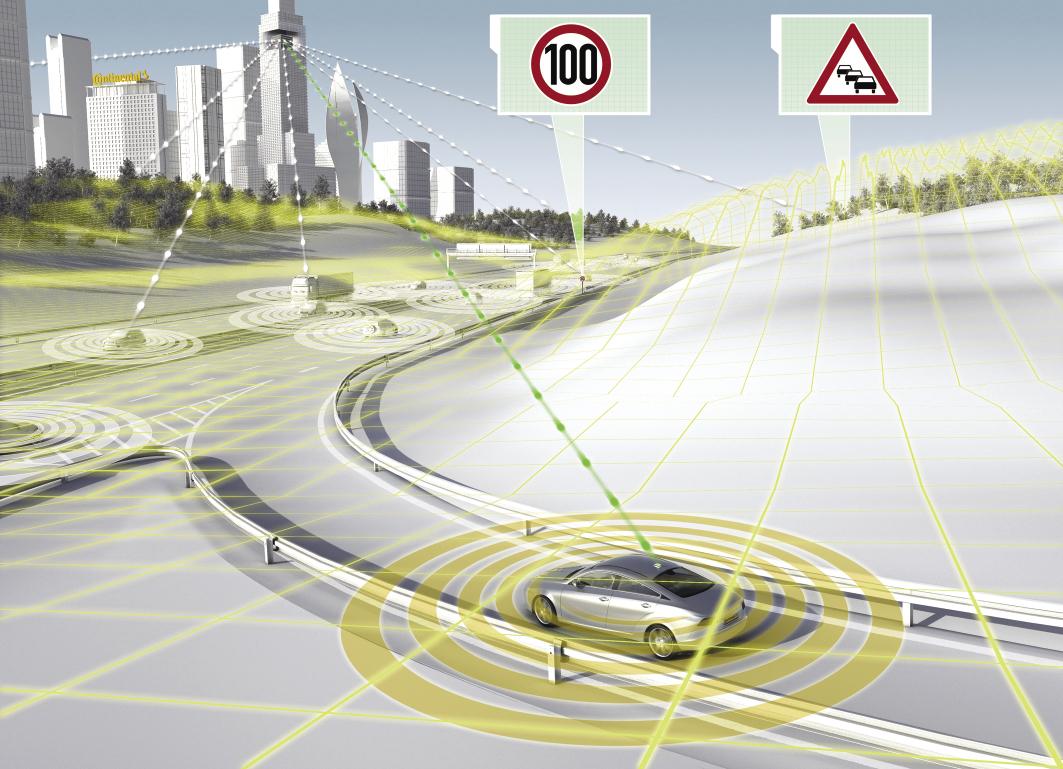 véhicule autonome
