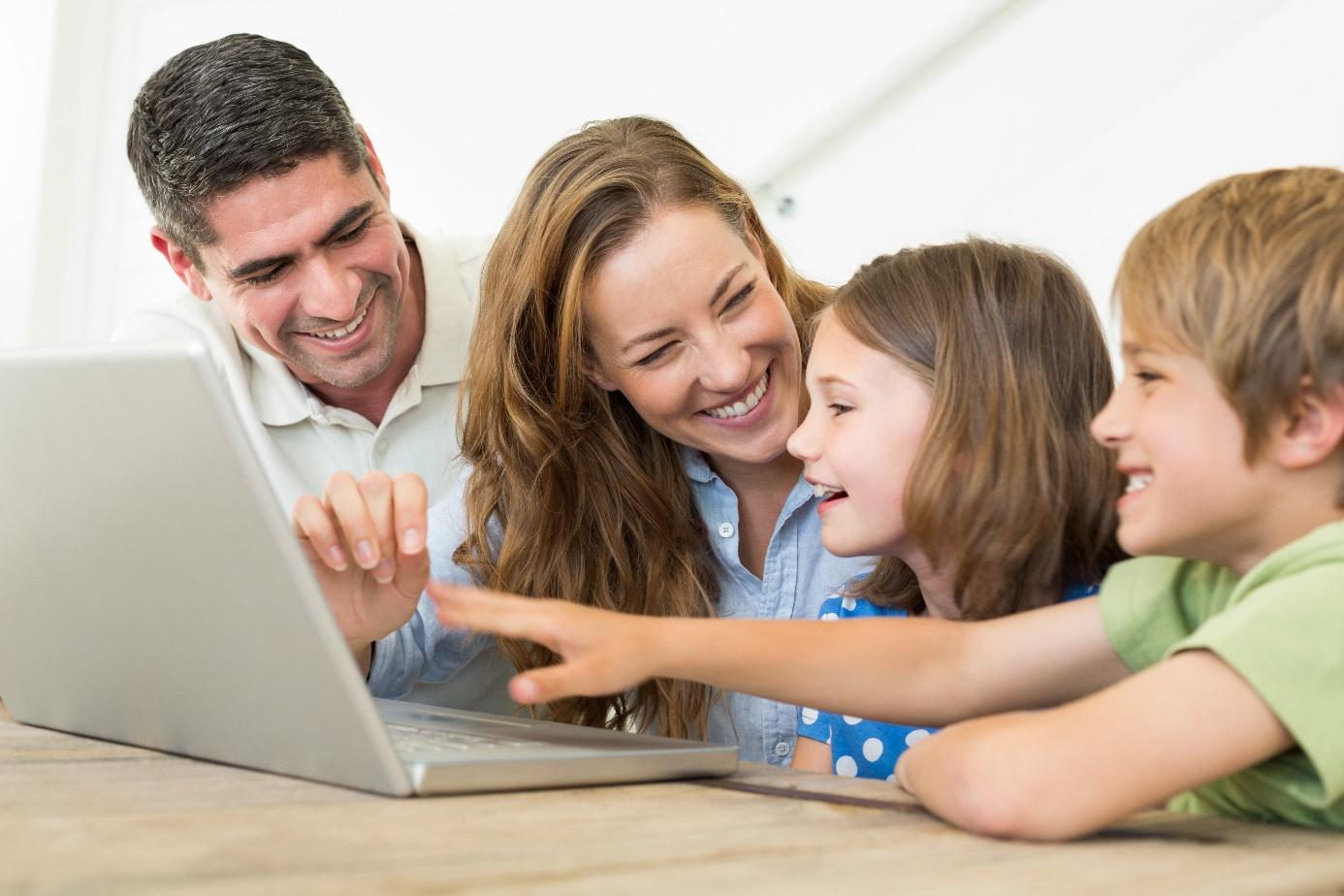 comment protéger vos enfants des dangers d'Internet