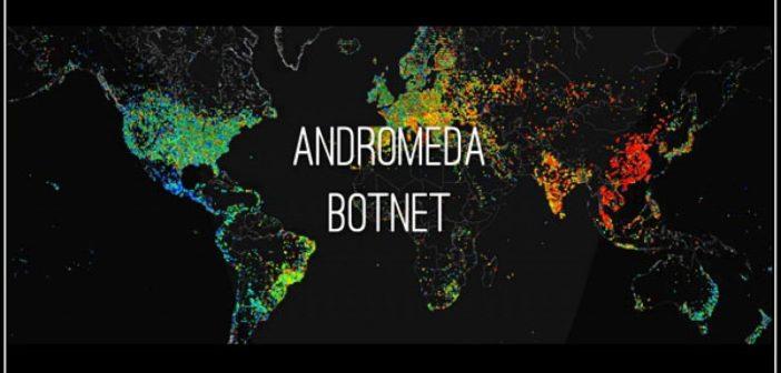 andromeda botnet