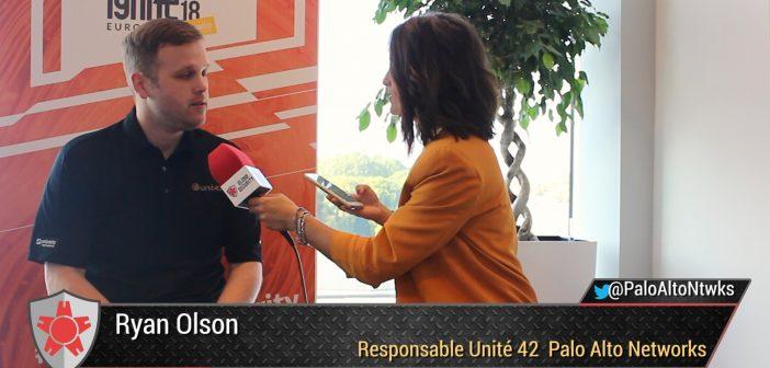 """Ryan Olson, Unit42: """"Les cybercriminels veulent voler vos données peu importe où elles se trouvent"""""""
