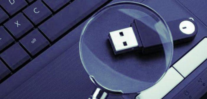 clé USB cryptée