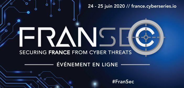 La conférence FranSec dediée à la sécurité informatique fait ses débuts en ligne, en juin!